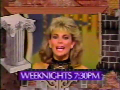 WDIV Channel 4 Detroit October 1, 1988 Late Afternoon/Early Evening Promos