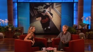 Nicole Richie on Her Family and New Dog!