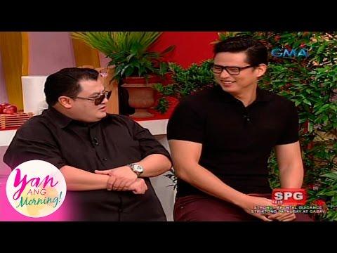 Yan Ang Morning!: Zoren Legaspi and Niño Muhlach on circumcision issues
