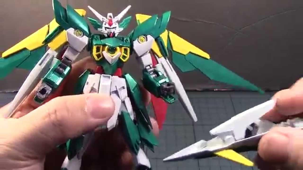 14+ Wing Gundam Fenice Rinascita Hg Wallpapers 11