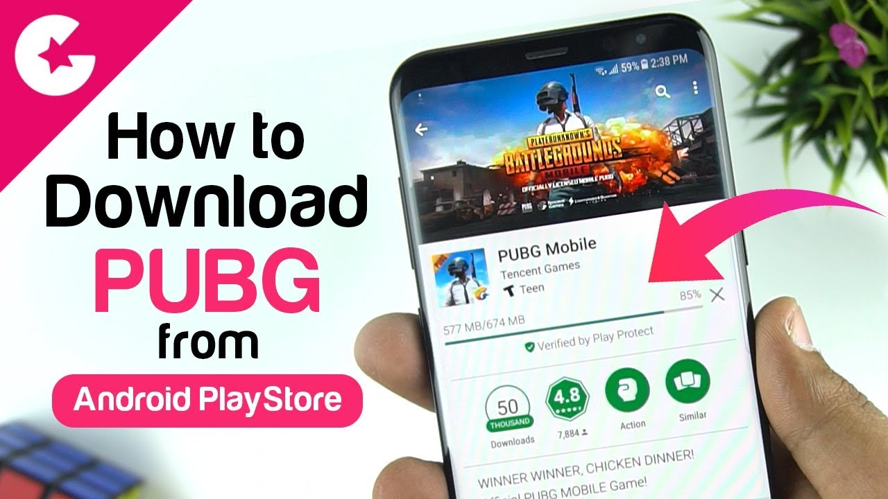 How To Download PUBG Mobile English From Play Store!! (Any Country)  #Smartphone #Android