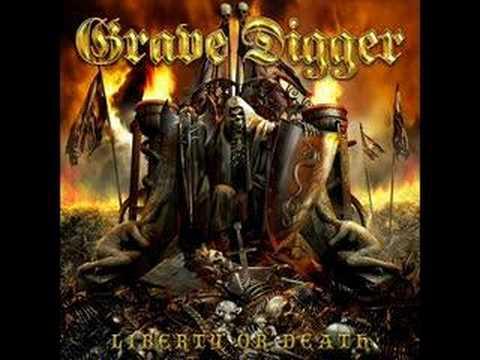 Grave Digger : Liberty Or Death