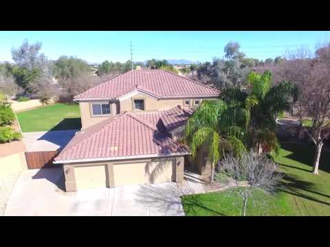FOR SALE: 1570 E. Saratoga Court Gilbert, AZ 85296