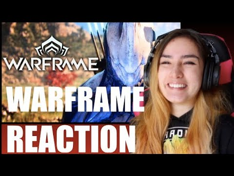 Warframe Official Intro Cinematic Reaction