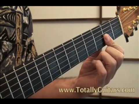 Mini Lesson Ventura Highway , America acoustic guitar lesson part 1