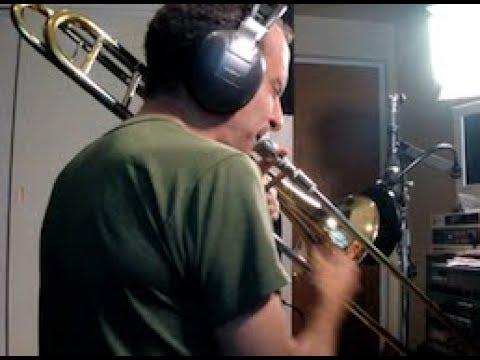 Andrew Williams Trombone Jazz Live Stream