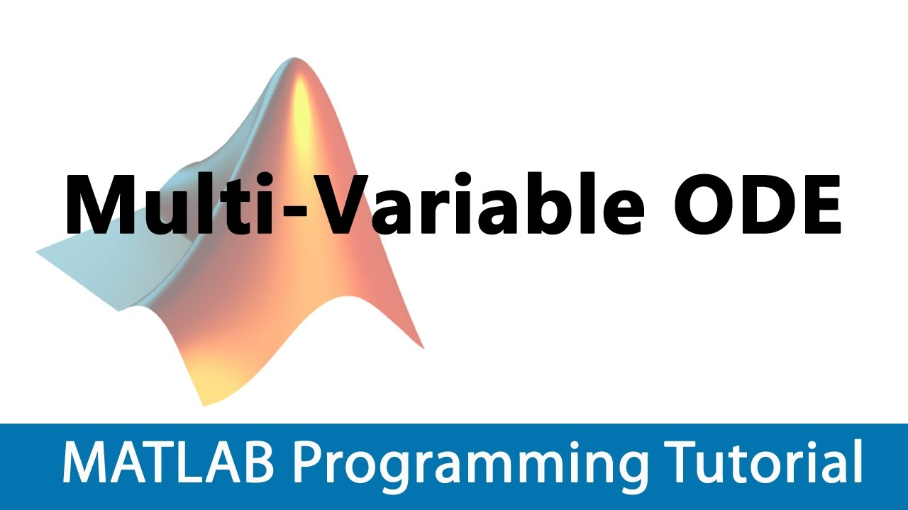 Matlab ode tutorial differential equations 657 c. 5 using matlab.