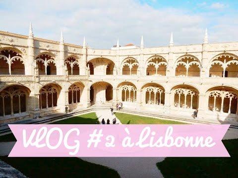 Vlog à Lisbonne #2 : Monastère dos Jeronimos, Quartier de Belém & Océanorium ♡