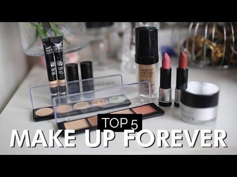 Melhores produtos da Make Up Forever - Top 5    Lia Camargo