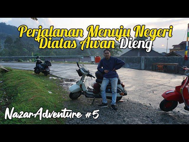 Perjalanan Menuju Negeri diatas Awan (Jakarta - Dieng)