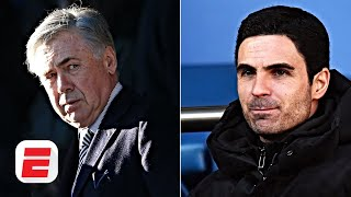 Carlo Ancelotti and Mikel Arteta both have tough jobs ahead – Steve Nicol | Premier League