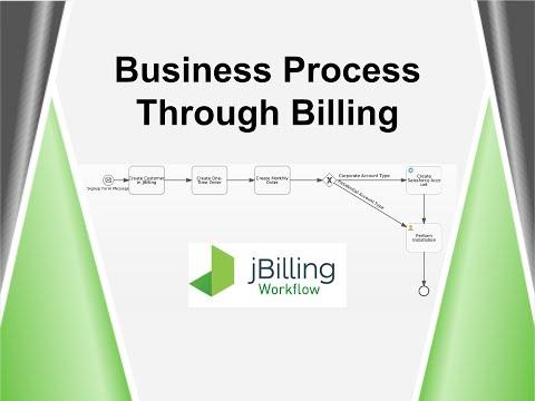 Business Process Through Billing