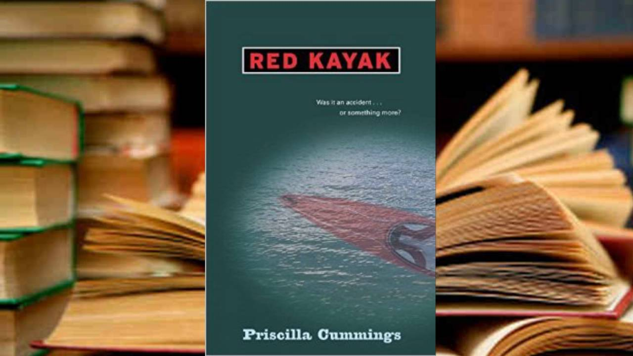 red kayak book report The plot diagram is an organizational tool focusing on a pyramid or triangular shape, which is used to map the events in a story.
