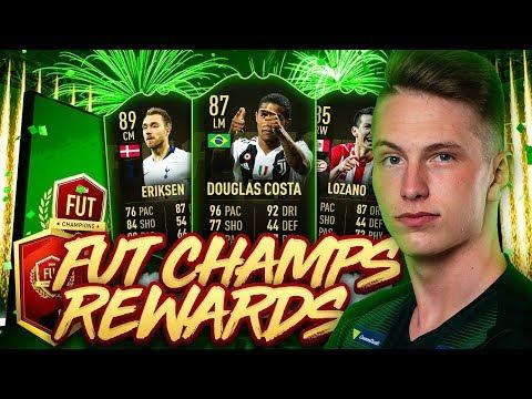 Fifa 19: TOP 100 FUT CHAMPIONS REWARDS 🔥🔥 I Wo Sind die Walkouts?