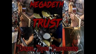 Megadeth - Trust (Collaboration Cover)