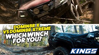 Two Incredibly Tough and Amazing Valued Winches at 4WD Supacentre !