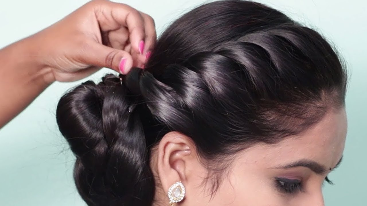 4 Easy Cute Hairstyle For Girls  Beautiful hairstyleSimple  HairstyleHairstyle girl