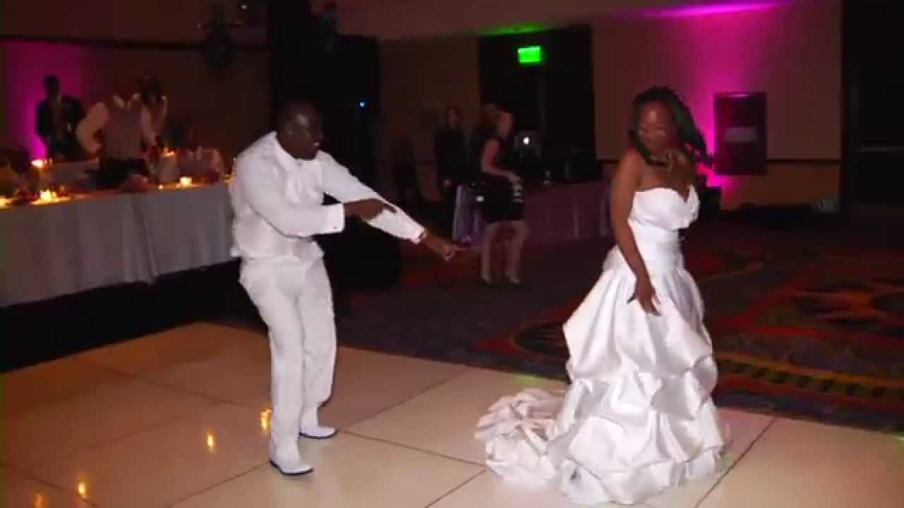 Best Hip Hop Wedding First Dance - YouTube