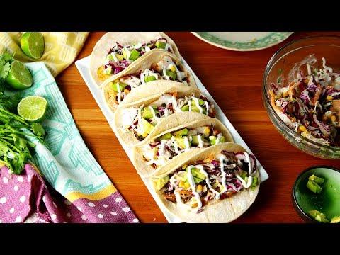 Fish Tacos | Delish