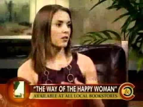 Sara Avant Stover author of THE WAY OF THE HAPPY WOMAN