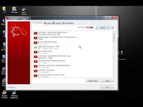 Ücretsiz MP3 İndir