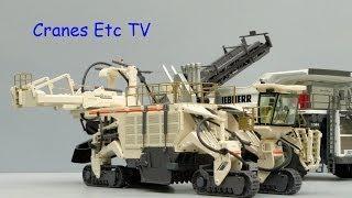 NZG Wirtgen Surface Miner 4200 SM by Cranes Etc TV