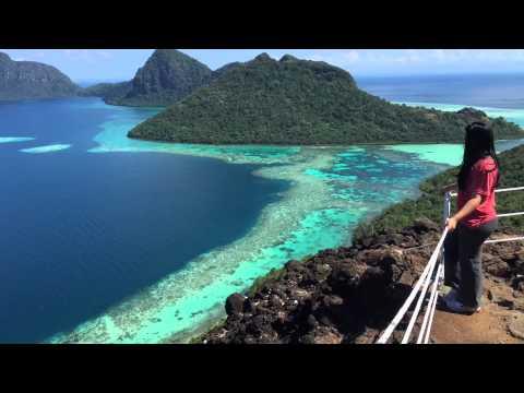 Daytrip to Bohey Dulang & Sibuan Island, Semporna Sabah