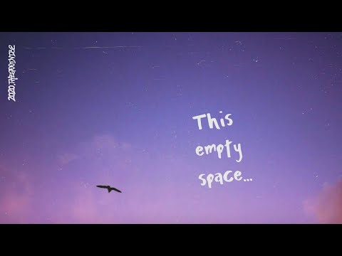James Arthur - Empty Space (Lyrics)