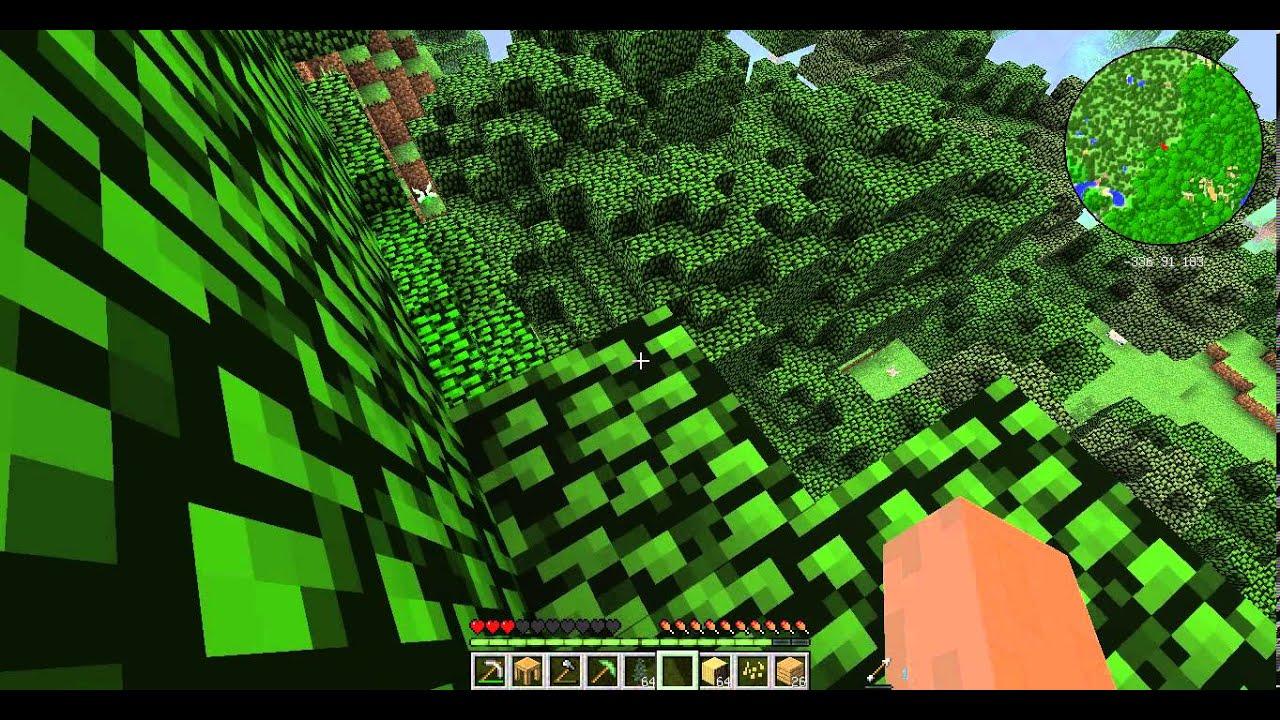Сборка модов Hexxit для minecraft 1.11