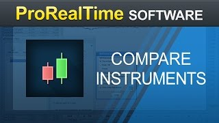 Compare multiple financial instruments on one chart - ProRealTime