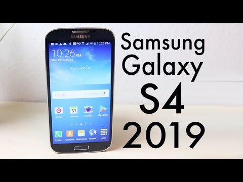Samsung Galaxy S4 In 2019! (Still Worth It?) (Review)