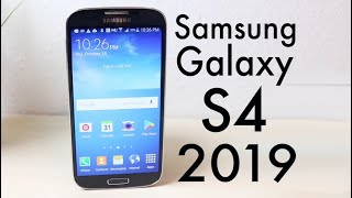 Samsung Galaxy S4 In 2019! (Still Worth It?) (Review)