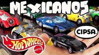 HOT WHEELS CIPSA AURIMAT REDLINES MATTEL VINTAGE CARRITOS MEXICO MEXICANOS DIECAST COLECCIÓN