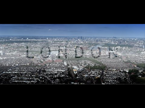 Travel London in a Minute - Aerial Drone Video | Expedia