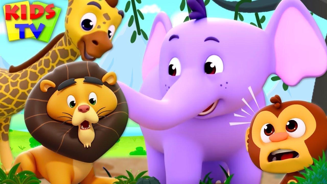ABC Song   Baby Nursery Rhymes & Kids Songs   Kindergarten Songs