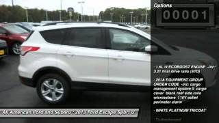 2013 FORD ESCAPE Holmdel, NJ 130594