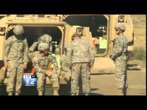 Idaho Army National Guard Gears Up for Training