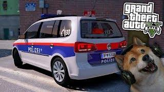 DOGE DER POLIZEIHUND - GTA 5 POLIZEI MOD