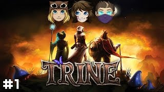 Trine: Enchanted Edition with Hannah and Zoey #1 - Our Story Begins
