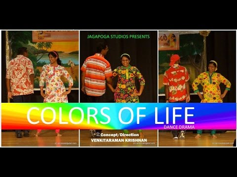 Colors Of Life - A Dance Drama