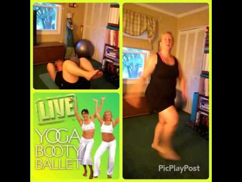 Yoga Booty Ballet- Hip Hop & Abs workout