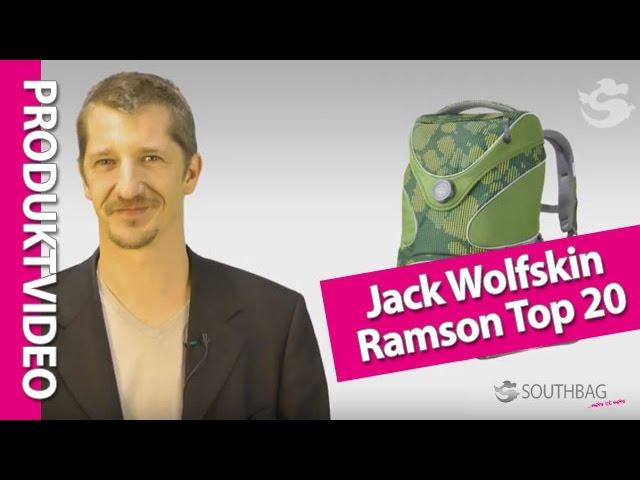 2588cbfa08 Jack Wolfskin Ramson Top 20 Pack deep forest paw ab 59