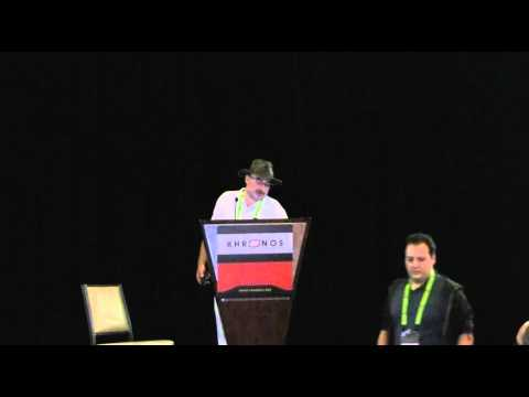 Siggraph 2012 - The Khronos Group COLLADA BOF