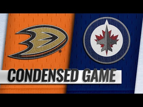 01/13/19 Condensed Game: Ducks @ Jets