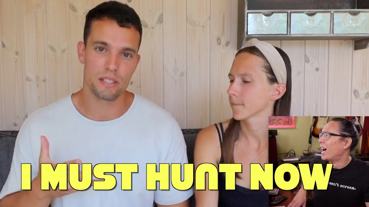 Jon Venus: I Must Hunt Deer Because I Was An Ethical Vegan: WTF?! Reaction