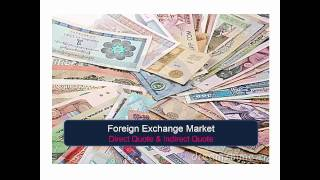 Foreign Exchange - Direct and Indirect Quote