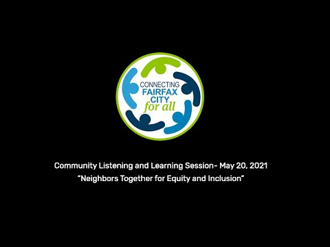 Community Listening and Learning  Session