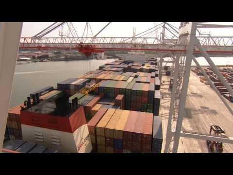 Global logistics and transport news - DP World Southampton