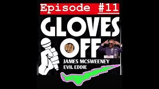 GLOVES OFF ( ep.11)  ESPN+ ERA | TJ WEIGHT CUT|  FUNNY KIMBO STORIES