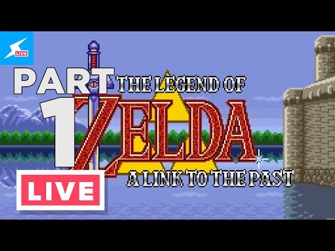 Legend of Zelda: A Link to the Past - Part 1 - Back to the Past! (Shaun & Sam)